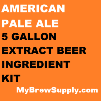 MBS American Pale Ale 5 Gallon Extract Kit