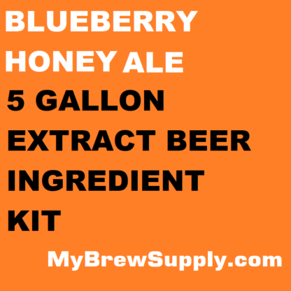 MBS Blueberry Honey Ale 5 Gallon Beer Extract Kit