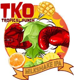 Brewer's Best TKO Tropicall Punch Milkshake IPA