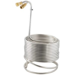 50 ft wort chiller 23 inches to bend